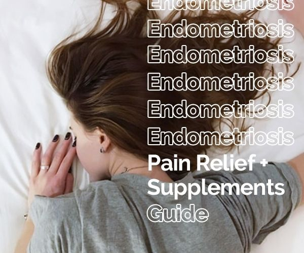 Ads for Endometriosis Pain Relief Guide