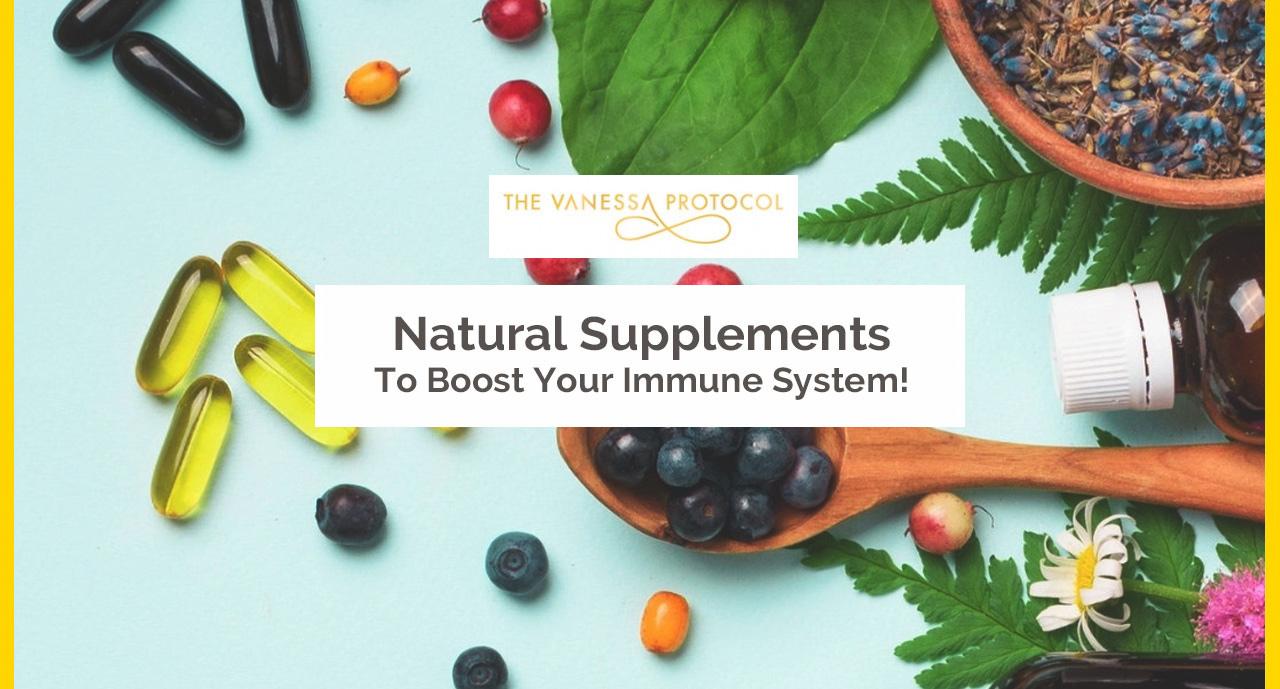 Supplements list illustrational image